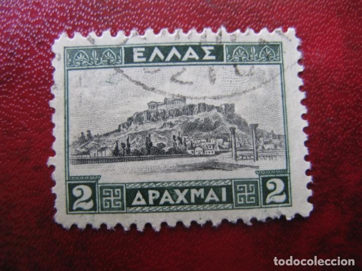 -GRECIA 1927, YVERT 356 (Sellos - Extranjero - Europa - Grecia)