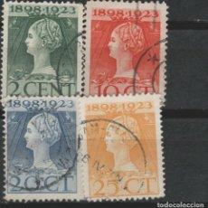 Sellos: LOTE O-SELLOS HOLANDA. Lote 195689382