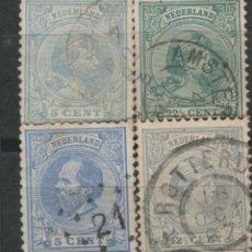 Sellos: LOTE O-SELLOS HOLANDA. Lote 195689427