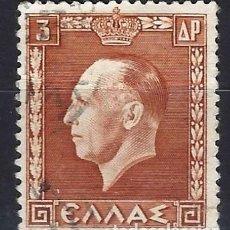 Francobolli: GRECIA 1937 - SELLO USADO. Lote 195807045