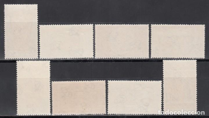 Sellos: GRECIA, 1961 YVERT Nº 743 / 750 /**/, Arte Minoico - Foto 2 - 196217486