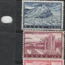 Timbres: LOTE Z-SELLOS GRECIA. Lote 197118118