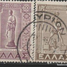 Sellos: LOTE Z-SELLOS GRECIA. Lote 197118595