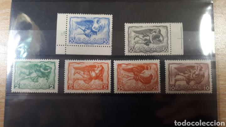 SELLOS NUEVOS DE GRECIA AÑO 1942 C338 (Sellos - Extranjero - Europa - Grecia)