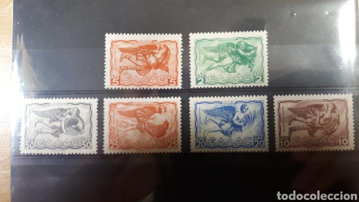 SELLOS NUEVOS DE GRECIA AÑO 1942 C340 (Sellos - Extranjero - Europa - Grecia)