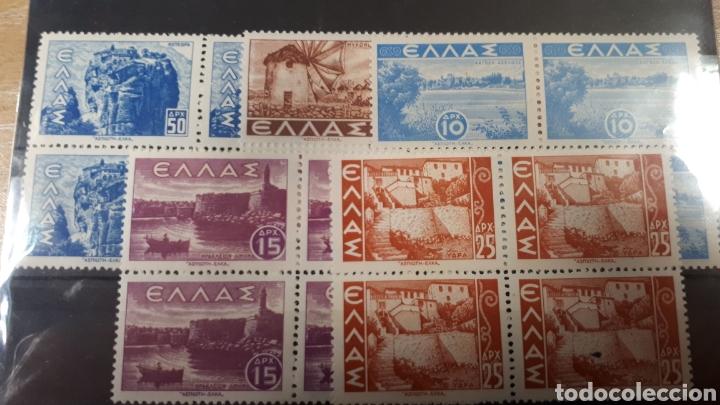 SELLOS NUEVOS DE GRECIA AÑO 1942 C352 (Sellos - Extranjero - Europa - Grecia)