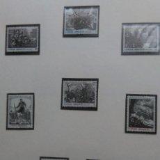 Sellos: MOVIMIENTO DE RESISTENCIA NACIONAL , YVERT 1473 /80 , AÑO 1982. Lote 199203472