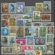 Sellos: R198-LOTE SELLOS GRECIA SIN TASAR,SIN REPETIDOS,ESCASOS. -GREECE STAMPS LOT WITHOUT PRICING WITHOUT . Lote 200193138