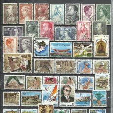Sellos: R164-LOTE SELLOS GRECIA SIN TASAR,SIN REPETIDOS,ESCASOS. -GREECE STAMPS LOT WITHOUT PRICING WITHOUT . Lote 200193157