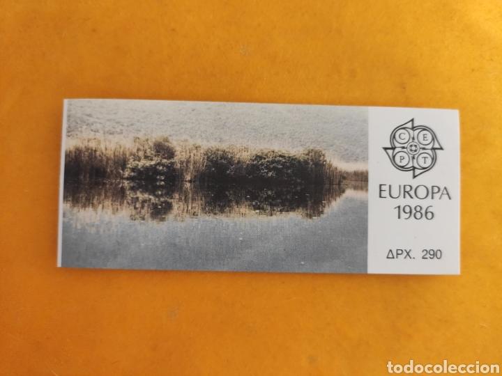 Sellos: Carnet sellos grecia - Foto 3 - 205597845