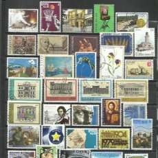 Sellos: R52-LOTE SELLOS GRECIA SIN TASAR,SIN REPETIDOS,ESCASOS. -GREECE STAMPS LOT WITHOUT PRICING WITHOUT R. Lote 218878250
