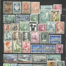 Sellos: R258A-LOTE SELLOS GRECIA SIN TASAR,SIN REPETIDOS,ESCASOS. -GREECE STAMPS LOT WITHOUT PRICING WITHOUT. Lote 223493801