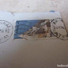 Sellos: SELLO USADO GRECIA 1977 HELLAS EUROPA. Lote 244666545