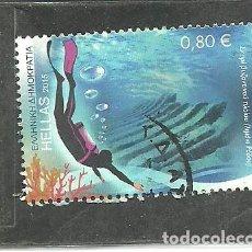 Sellos: GRECIA 2015 - YVERT NRO. 2777 - USADO -. Lote 245478310