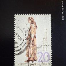 Sellos: GRECIA 20 AP, TRAJES TIPICOS AÑO 1994.. Lote 262091485