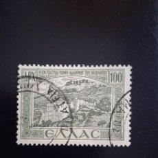 Sellos: GRECIA 100, ISLAS DODECANESO AÑO 1948.. Lote 262097580
