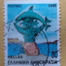 Sellos: GRECIA 1990.. Lote 265381744