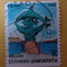 Sellos: GRECIA 1990.. Lote 265381959
