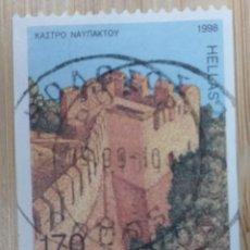 Sellos: GRECIA 1998. Lote 268872034