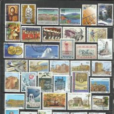 Sellos: R437-LOTE SELLOS GRECIA SIN TASAR,SIN REPETIDOS,ESCASOS. -GREECE STAMPS LOT WITHOUT PRICING WITHOUT. Lote 273480268