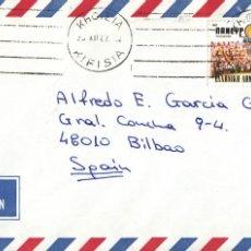 Sellos: CORREO AEREO: GRECIA 1987. Lote 277210988