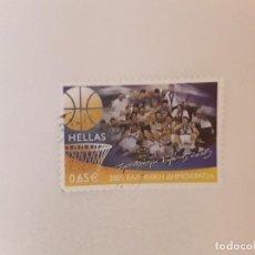 Timbres: AÑO 2005 GRECIA SELLO USADO. Lote 277695573