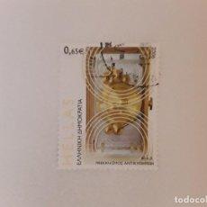 Timbres: AÑO 2006 GRECIA SELLO USADO. Lote 277695668