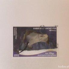 Timbres: AÑO 2012 GRECIA SELLO USADO. Lote 277696438