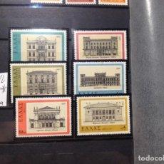 Sellos: SELLOS DE GRECIA . NUEVOS CON FIJASELLOS. YVERT Nº 1257/2. Lote 288296368