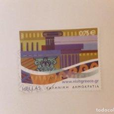 Sellos: AÑO 2011 GRECIA SELLO USADO. Lote 289806653
