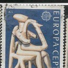 Sellos: GRECIA YVERT 1144. Lote 295915043