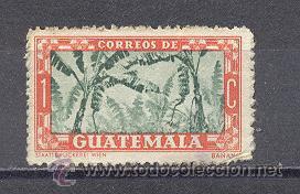 GUATEMALA, USADO (Sellos - Extranjero - América - Guatemala)