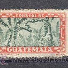 Sellos: GUATEMALA, USADO. Lote 25184973