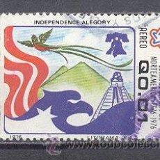 Selos: GUATEMALA, USADO. Lote 25185084