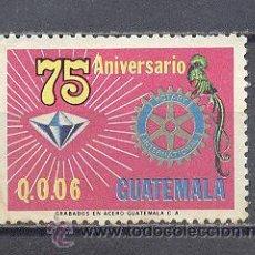 Selos: GUATEMALA , USADO. Lote 27152701