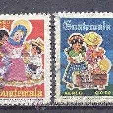 Sellos: GUATEMALA , . Lote 27152791