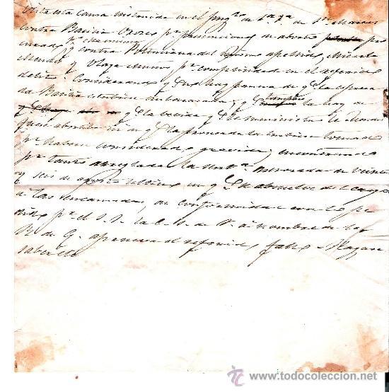 Sellos: Interior de la carta - Foto 2 - 34409709