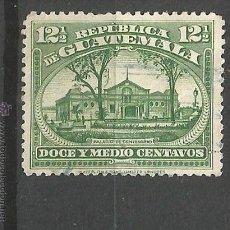 Sellos: GUATEMALA YVERT NUM. 199 USADO . Lote 50547919
