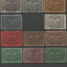 Sellos: GUATEMALA YVERT NUM. 62/75 FALTAN 3 PARA LA SERIE COMPLETA. Lote 57970127