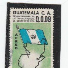 Sellos: GUATEMALA 1972 - MICHEL NRO. 922 - USADO- ROCES. Lote 95707483