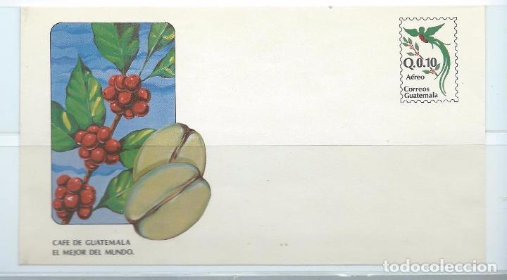 Sellos: Sellos aéreos nuevos de Guatemala de la serie: La Cosecha del Café 1870 - Foto 2 - 195457690