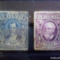 Sellos: GUATEMALA 1926, UPU, MONTUFAR Y BARRIOS. Lote 135305458