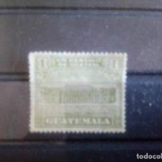 Sellos: GUATEMALA 1926, EDIFICIO DE CORREOS . Lote 135306566