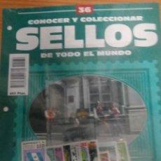 Sellos: SELLOS DE GUATEMALA . Lote 137653342