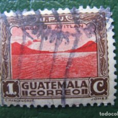 Sellos: GUATEMALA, 1935 YVERT 274. Lote 152206534