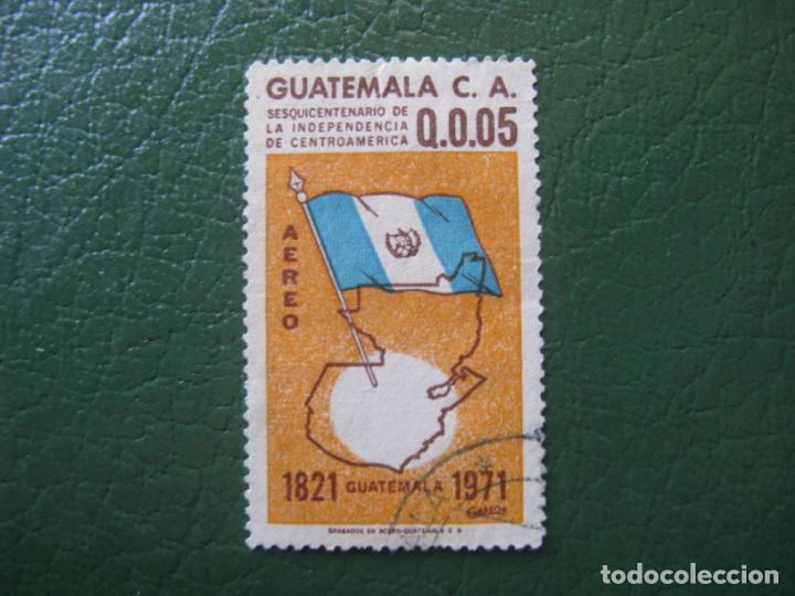GUATEMALA, 1972, YVERT 477 AEREO (Sellos - Extranjero - América - Guatemala)