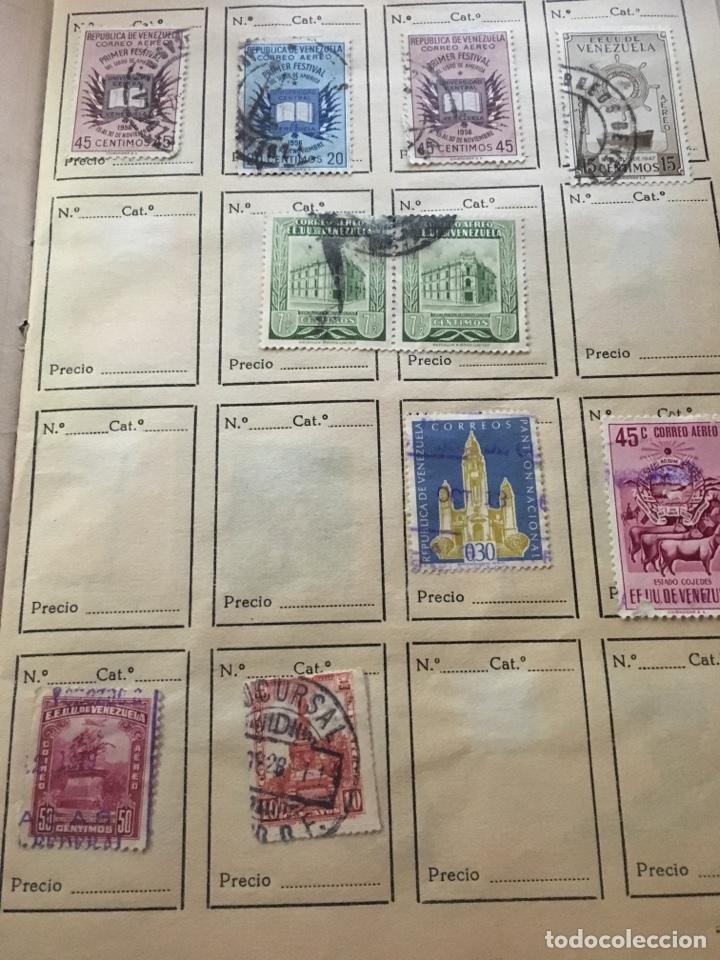 Sellos: Album sellos HAITÍ,VENEZUELA COSTA RICA NICARAGUA PANAMA - Foto 2 - 158272584