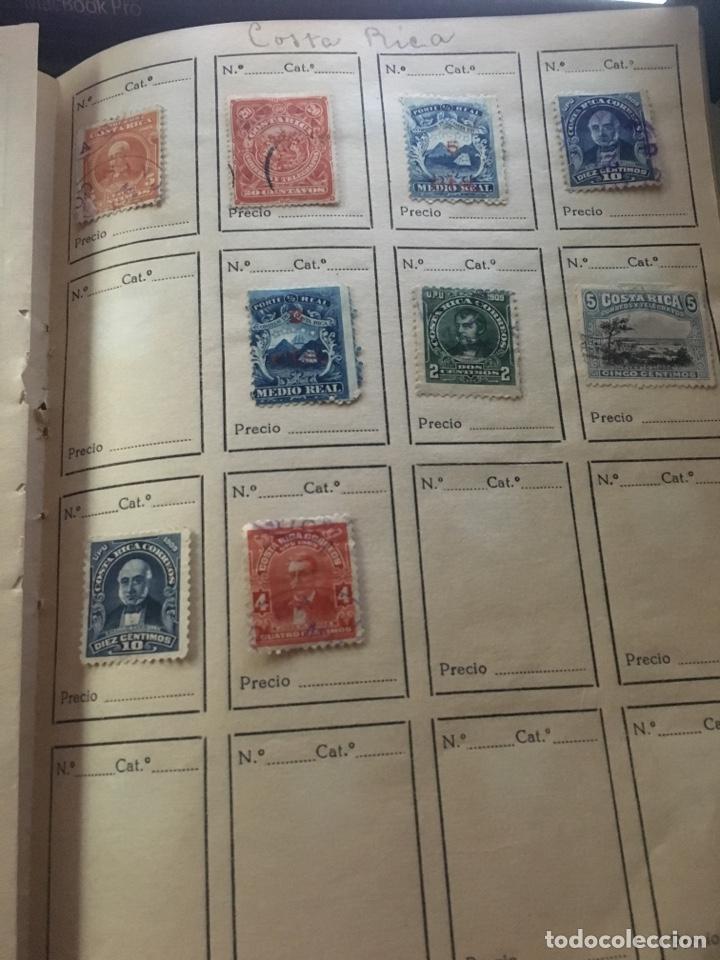 Sellos: Album sellos HAITÍ,VENEZUELA COSTA RICA NICARAGUA PANAMA - Foto 7 - 158272584