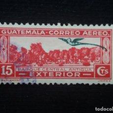 Sellos: GUATEMALA, 15 CENTAVOS, AEREO, RIO DULCE.1936. SIN USAR. Lote 180409865