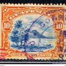 Sellos: SELLO GUATEMALA // YVERT 124 // 1902. Lote 182131313